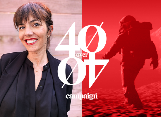 Vanessa Kentris Smith named Campaign US 40 Over 40 Honoree
