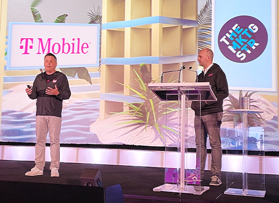 T-Mobile and The Marketing Store take the stage at ANA Brand Masters