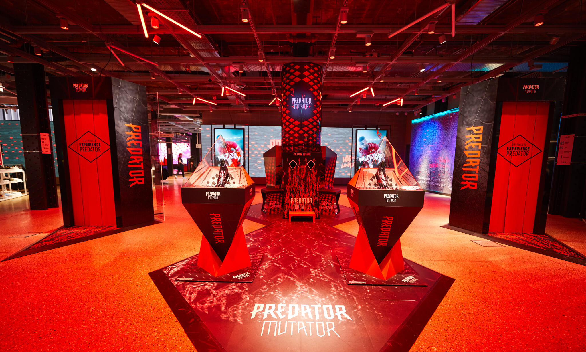 Adidas Predator Launch image